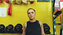 The New York Times - Ronda Rousey, the Antagonist