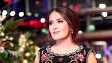 Salma Hayek is making a 'smoothie slash cocktail' that will 'get you happy' during lockdown