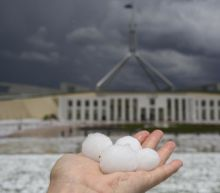 The images of Australia's storms are downright apocalyptic