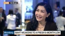 Kasikornbank President on Thai Baht, Trade War, Growth Strategy