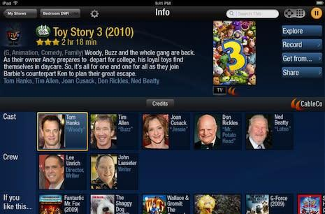 TiVo announces plans for updated iPad app