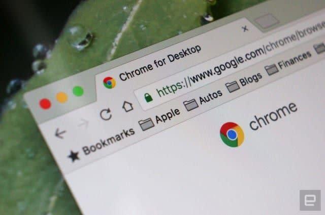 Chrome for Desktop