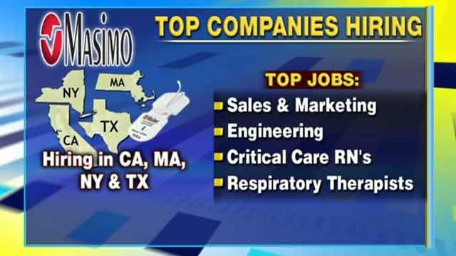 New year, new job: Who's hiring in 2013