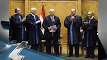 Egyptian Revolution Breaking News: Egypt: Chief Justice Sworn in as Interim President