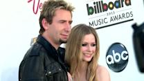 Avril Lavigne and Chad Kroger Married on Canada Day
