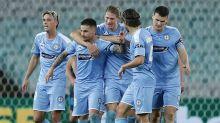 Melbourne City 2-0 Sydney FC: Maclaren on target again as Premiers beaten