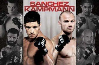 UFC on Versus 3 will be in 3D March 3
