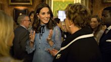 Kate Middleton Was 'Bump-Shamed' Following Her Public Appearance Yesterday