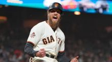 Hunter Pence bought Giants fans shots after WS Game 4