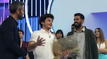 Así es Miki Nunyez, el representante inesperado de España en Eurovisión