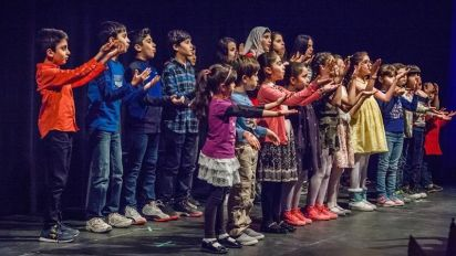 Syrian children's choir won't attend festival due to U.S. travel ban