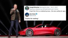 'Waiting for Years': Indians Welcome Elon Musk's 'Promise' to Bring Tesla to Desi Roads by 2021