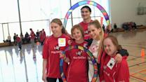 Avril Lavigne's 'Fly' Video Supports the Special Olympics