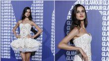 Blanca Padilla, una sexy bailarina en los premios Glamour 2017