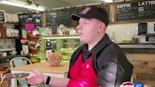 Man with Autism Opens His Own Coffee Shop After Struggling to Find a Job: 'It's Just a Beacon of Hope'