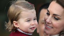 Princess Charlotte turns two with low-key celebrations