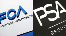 PSA-Fiat Chrysler merger to 'reach for the stars' as car industry goes green