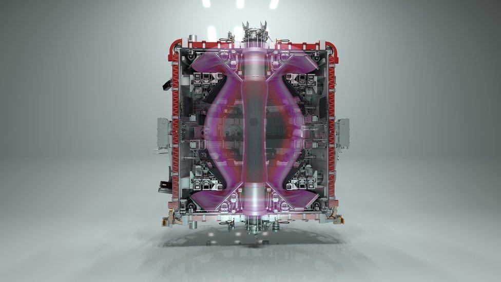 UK fusion experiment used in hunt for clean energy