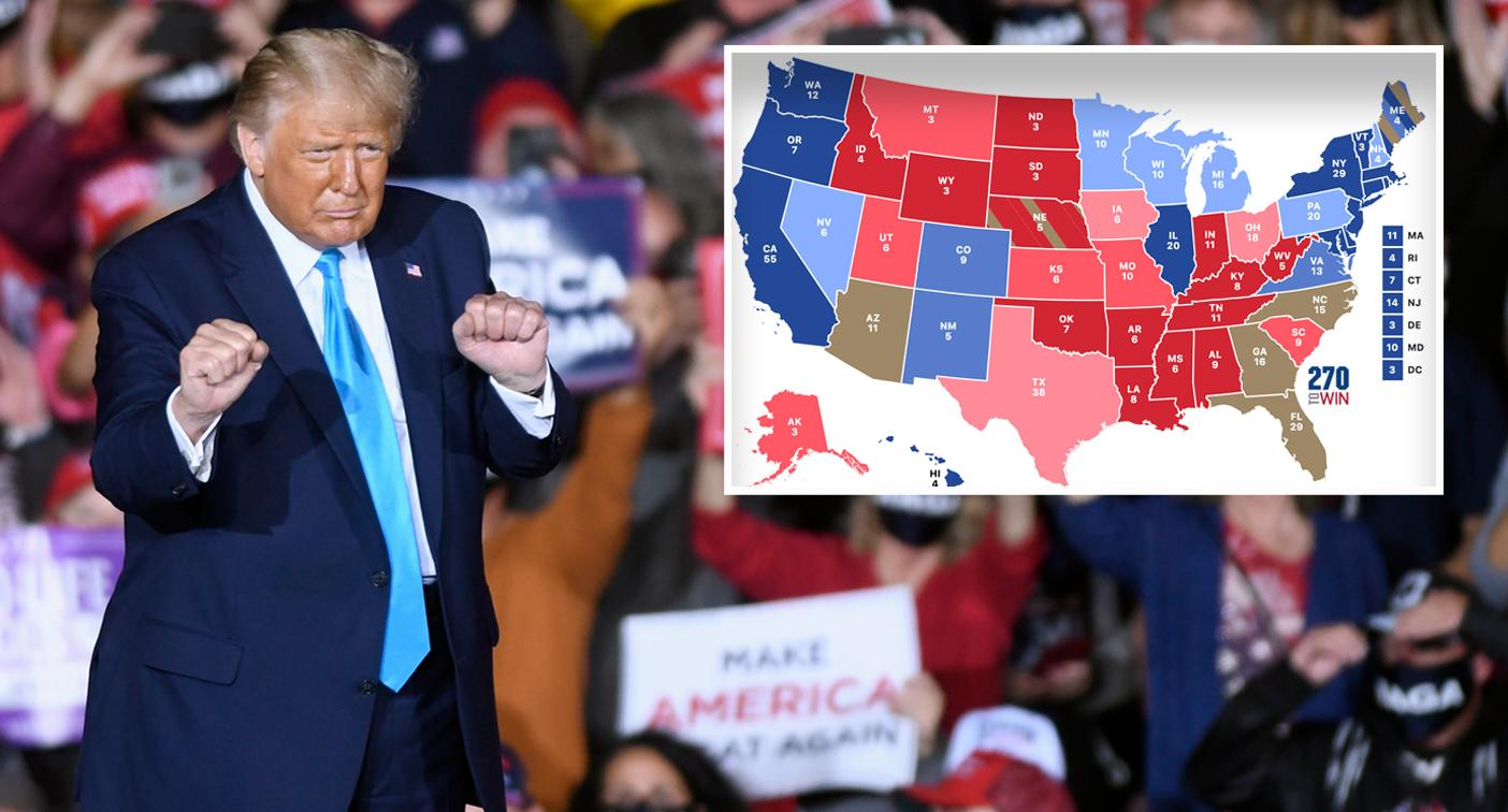 US Election 2020: The controversial Electoral College system explained