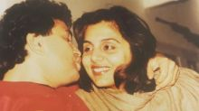 Rishi Kapoor and wife Neetu's candid picture from their good old days is all things love