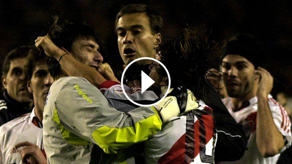 Otras grandes peleas en la historia de la Copa Libertadores