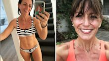 Davina McCall, 51, posts bikini selfie together with defiant message for critics –'I don't care what you think'