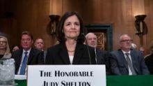 Senate Blocks Confirmation Of Trump's Federal Reserve Nominee Judy Shelton