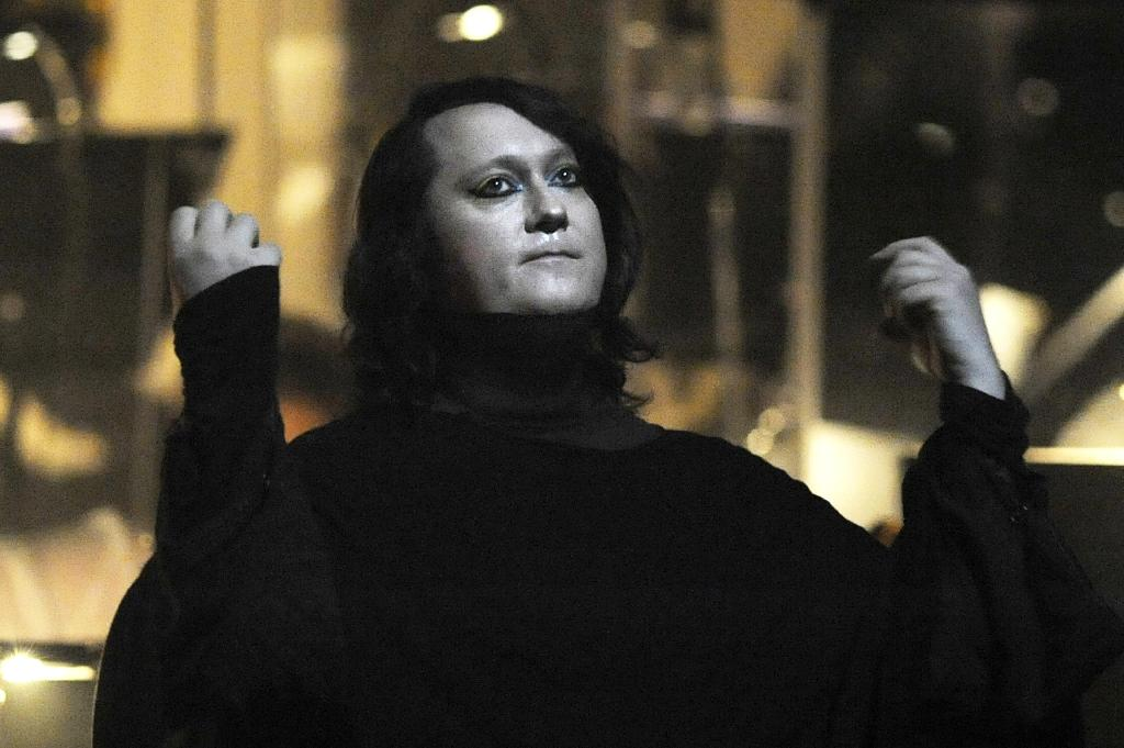 From climate to drones, Anohni dances into despair