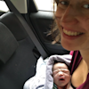 Woman Gives Birth In TheBack Of Her Car, Tweets Honda To Ask For A New One