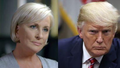 Mika Brzezinski: Trump's attacks have 'gotten scary'