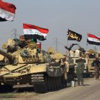 Iraqi Forces Widen Offensive to Recapture Territory From Kurds
