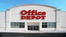 Why Office Depot Stock Soared 26% in November
