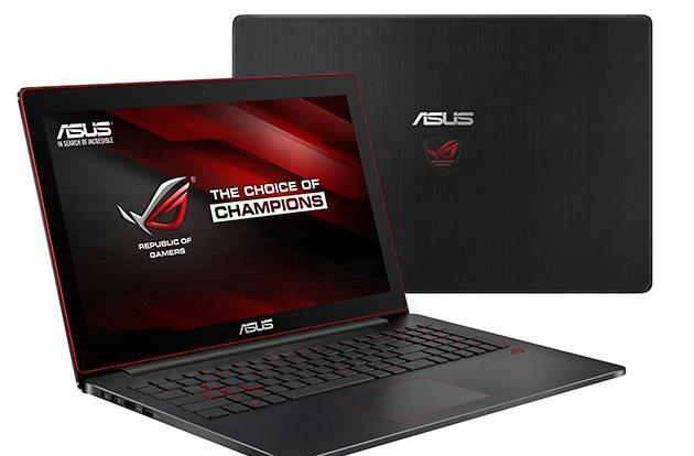 ASUS' new gaming laptop packs NVIDIA's latest graphics card