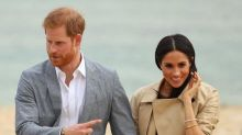 Prince Harry and Meghan 'pitching secret project to Hollywood studios'