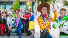 Buzz Lightyear And Woody Got Married In An Epic Disney-Themed Wedding