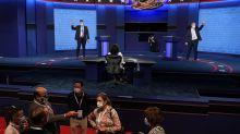 Face to face: Trump, Biden to meet for final debate