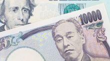USD/JPY Price Forecast – US dollar falls against Japanese yen