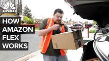 CNBC explores the life of Amazon Flex drivers