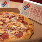 Domino's reports weak Q1 sales, but shares spike on profit beat