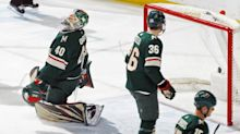 Offseason goals for Wild topped by goaltending improvement