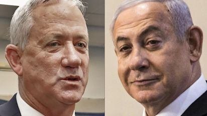 Israeli political rivals deadlocked after election