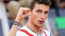 Tennis - ATP - Hambourg - Hambourg : Ugo Humbert se met à aimer la terre battue depuis le retour à la compétition