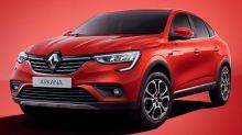 Renault Arkana 2019, un SUV que mira al Este