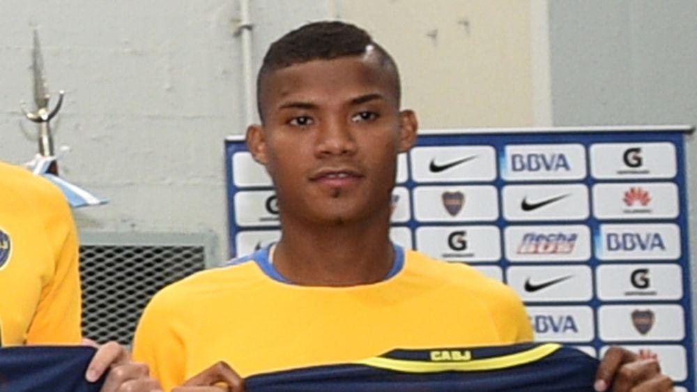 """Wilmar Barrios: """"Quiero ser campeón con Boca"""""""