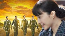 "Fan Bingbing's new movie ""Air Strike"" cancels China release"