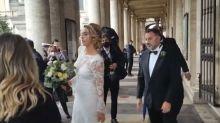 Fausto Brizzi si è risposato. Cerimonia per pochi intimi al Campidoglio