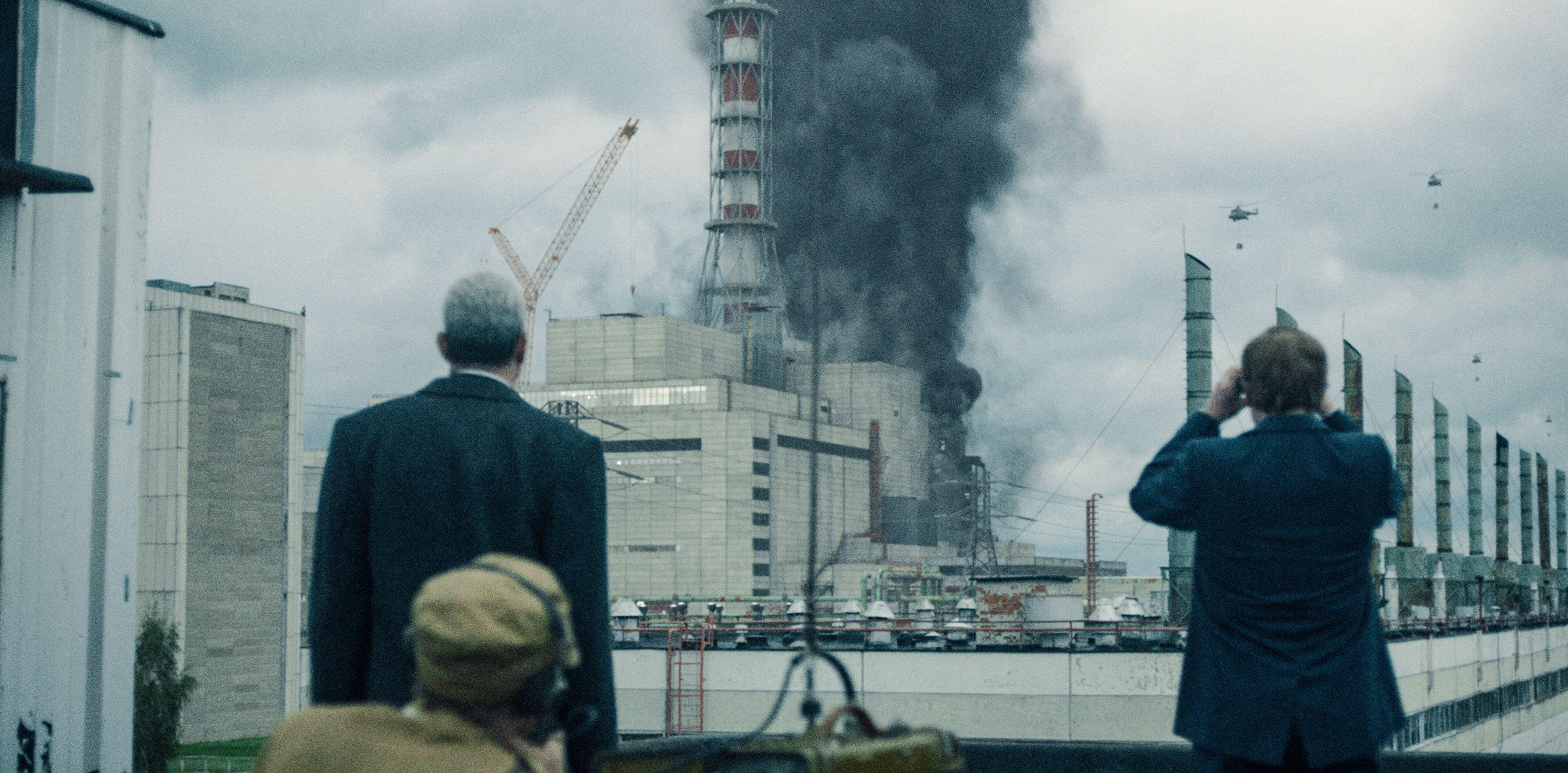 'Chernobyl': How historically accurate is the hit HBO miniseries?