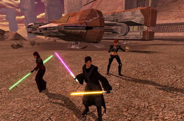 Classic Star Wars RPG 'KOTOR II' comes to mobile on December 18th