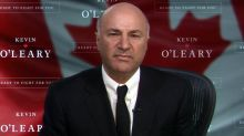O'Leary launches Conservative leadership bid