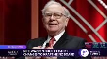 Report: Warren Buffett quietly reshuffling Kraft Heinz board